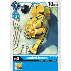 BT1-042 U LoaderLiomon Digimon