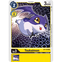 BT1-045 C Tsukaimon Digimon
