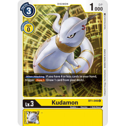 BT1-046 C Kudamon Digimon