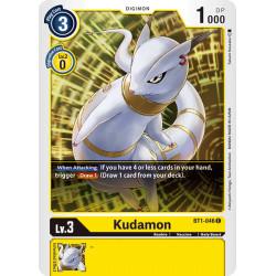 BT1-046 C Kudamon Digimon