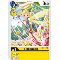 BT1-047 U Tinkermon Digimon