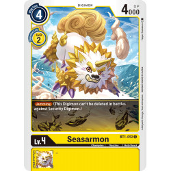 BT1-052 C Seasarmon Digimon