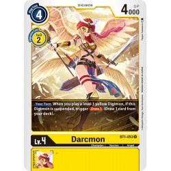 BT1-053 U Darcmon Digimon