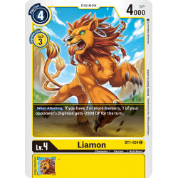 BT1-054 C Liamon Digimon