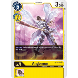BT1-055 R Angemon Digimon