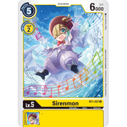 BT1-057 U Sirenmon Digimon