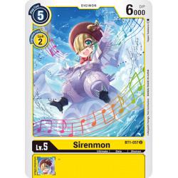 BT1-057 U Sirenmon Digimon