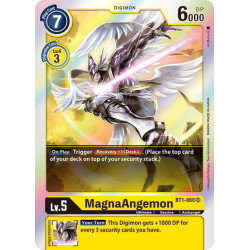 BT1-060 SR MagnaAngemon Digimon