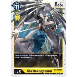 BT1-062 U SlashAngemon Digimon