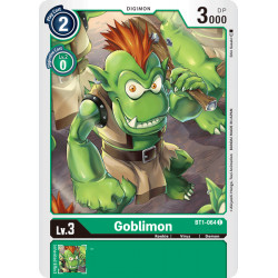 BT1-064 C Goblimon Digimon
