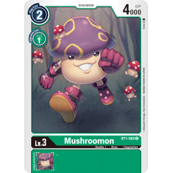 BT1-065 C Mushroomon Digimon