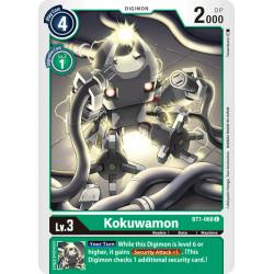 BT1-068 C Kokuwamon Digimon
