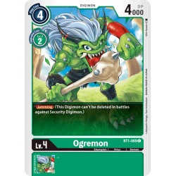 BT1-069 C Ogremon Digimon