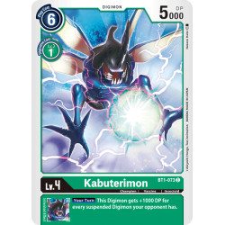 BT1-073 C Kabuterimon Digimon