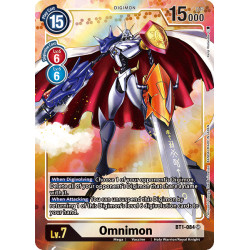 BT1-084 SR Omnimon Digimon Alternative Art