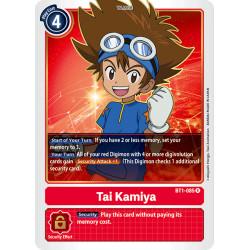 BT1-085 R Tai Kamiya Tamer