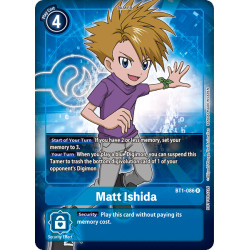 BT1-086 R Matt Ishida Tamer Alternative Art
