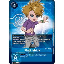 BT1-086 R Matt Ishida Tamer...
