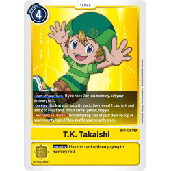 BT1-087 R T.K. Takaishi Tamer