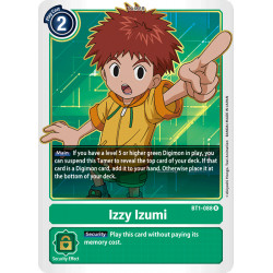 BT1-088 R Izzy Izumi Tamer
