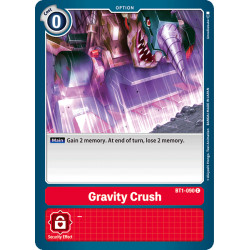 BT1-090 C Gravity Crush Option