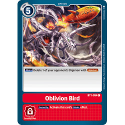 BT1-094 C Oblivion Bird Option
