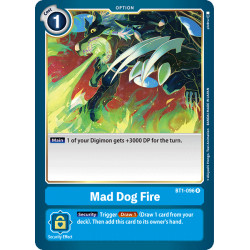 BT1-096 R Mad Dog Fire Option