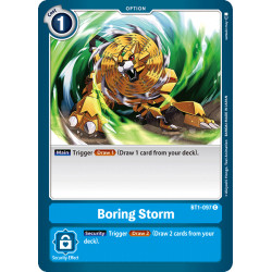 BT1-097 C Boring Storm Option