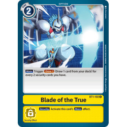 BT1-102 C Blade of the True...
