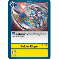 BT1-104 C Golden Ripper Option