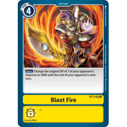 BT1-105 C Blast Fire Option