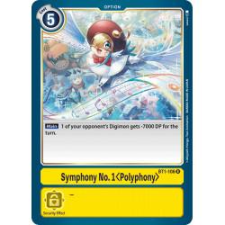BT1-106 R Symphony No. 1...