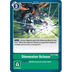 BT1-112 C Dimension Scissor...
