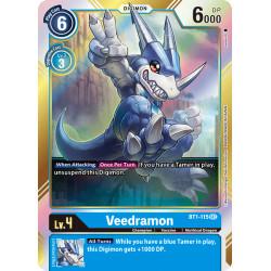 BT1-115 SEC Veedramon Digimon
