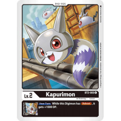 BT2-005 C Kapurimon Digi-Egg
