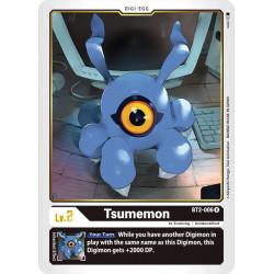 BT2-006 R Tsumemon Digi-Egg