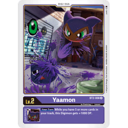 BT2-008 R Yaamon Digi-Egg