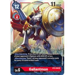 BT2-020 SR Gallantmon Digimon