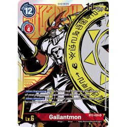 BT2-020 SR Gallantmon...