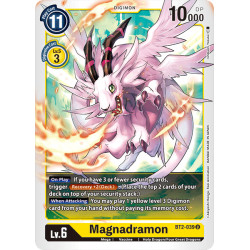 BT2-039 U Magnadramon Digimon