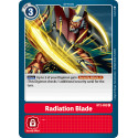 BT2-092 U Radiation Blade Option