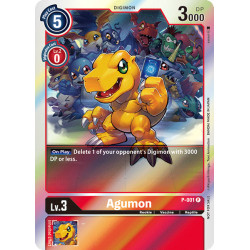 P-001 P Agumon Digimon