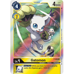 P-006 P Gatomon Digimon