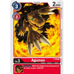 P-009 P Agumon Digimon