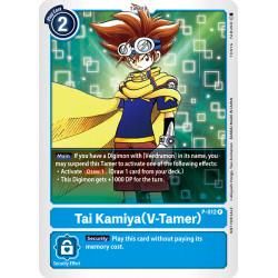 P-012 P Tai Kamiya (V-Tamer) Tamer