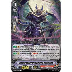 CFV V-BT11/031EN R Stealth Rogue of Apportion, Sadamune