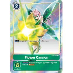 BT1-110 R Flower Cannon Option Alternative Art