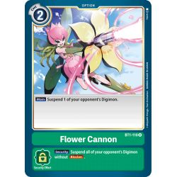 BT1-110 R Flower Cannon Option