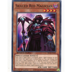 YGO SBCB-EN009 C Skilled Red Magician