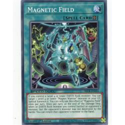 YGO SBCB-EN034 C Champ Magnétique  / Magnetic Field